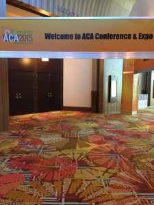 ACA 2015 Conference & Expo/ March 12-15