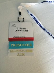 AATA Presenters Badge